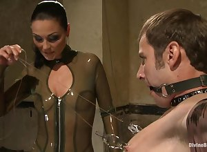 DivineBitches - Kim Wetback - Ludicrous FEMDOM