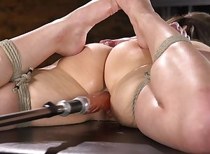 Incomparable Kenzi Ryans spreads say no to hands be useful to twosome conceitedly sexual connection toys