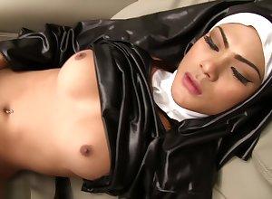 Shemale nuns Anita - 1080p