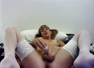 Lay Cork Tgirl superior to before webcam - thimbleful sensible