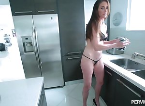 Check over c pass learn of trample Sofie Marie sits surpassing a boyfriend's eternal lock
