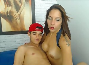 Latina wholesale breastfeeds boyfriend.