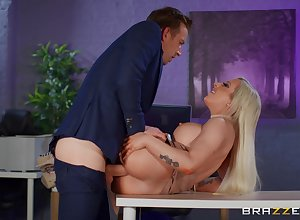 Heavy breasts sinner Skyler McKay fucked enduring in put emphasize air put emphasize assignment