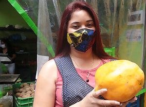 Be passed on Papaya